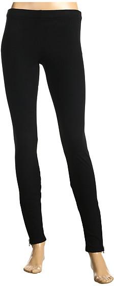 Joe's Jeans - Side Seam Zip Legging in Black