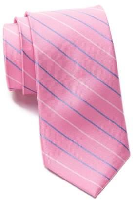 Tommy Hilfiger Silk Thin Stripe Tie
