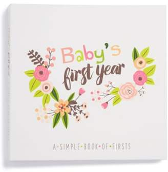 Lucy Darling 'Baby's First Year' Memory Book