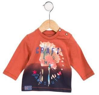Catimini Boys' Graphic Long Sleeve Shirt w/ Tags
