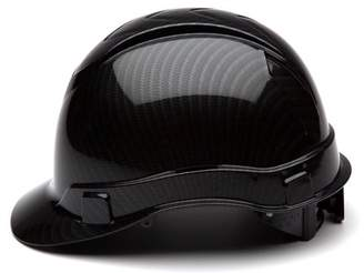 Cap Style Hard Hat,Adjustable Ratchet 4 Pt Suspension,safety helmet,Graphite Pattern Design,by Tuff America