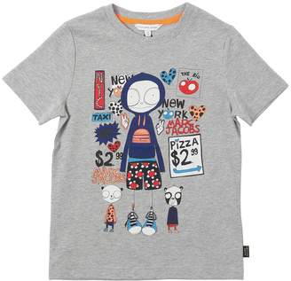 Little Marc Jacobs (リトル マーク ジェイコブス) - LITTLE MARC JACOBS コットンジャージーTシャツ
