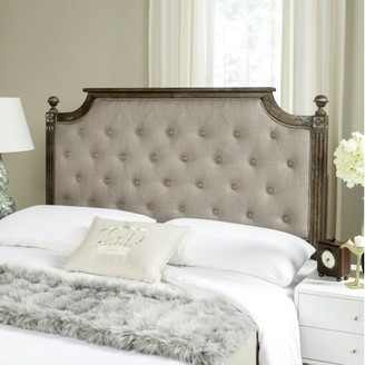 tufted upholstered headboard shopstyle rh shopstyle com