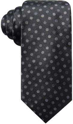 Ryan Seacrest Distinction Men's Dozza Dot Slim Silk Tie