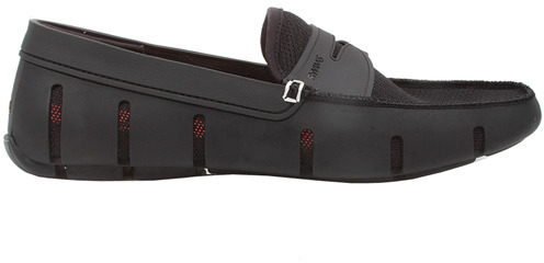 Swims Penny Loafer in Black