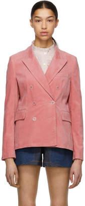 Etoile Isabel Marant Pink Alsey Blazer