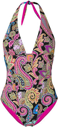 Etro paisley print swimsuit