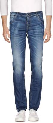 Ermanno Scervino Denim pants - Item 42574723VG