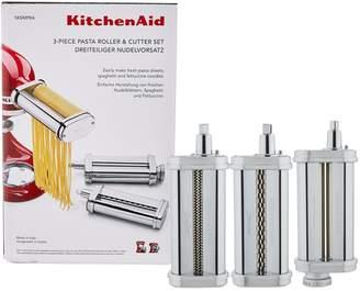 KitchenAid Three-Piece Pasta Roller and Cutter Set