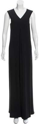 Opening Ceremony Sleeveless Woven Gown