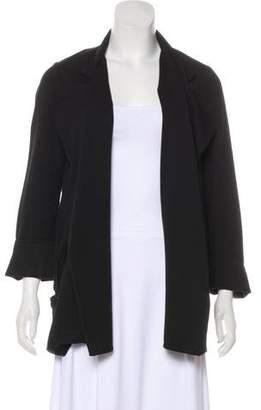 Diane von Furstenberg Chefly Open Front Jacket