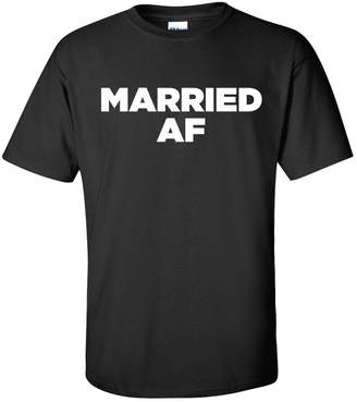Abercrombie & Fitch UGP Campus Apparel Married T-Shirt Basic Cotton