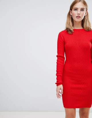 Brave Soul Poppy Jumper Dress