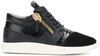 Giuseppe Zanotti Design Runner panelled sneakers