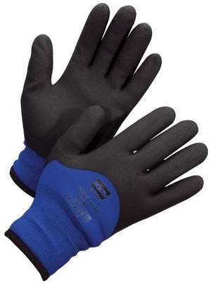 Honeywell North Safety Northflex Cold Gloves - Coated - Heavyweight, Insulated, Flexible, Shock Absorbing, Vibration Resistant, Liquid Proof, Firm Wet Grip, Durable, Cold Resistant, Elastic Wrist, (nf11hd10xl)