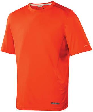 Asstd National Brand Microcool Crew Neck Short Sleeve Thermal Shirt