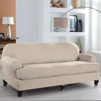 Red Barrel Studio T-Cushion Sofa Slipcover