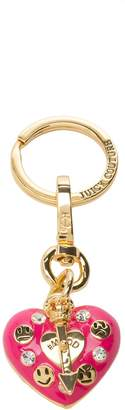 Juicy Couture Emoji Mood Key Fob