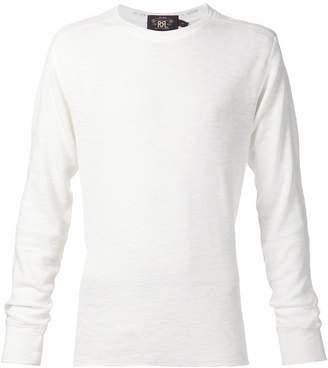 Rrl ribbed T-shirt