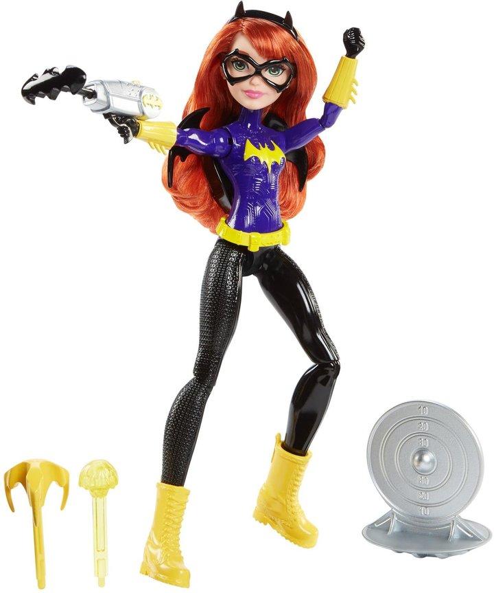 DC Super Hero Girls Batgirl Action Doll