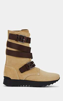 Loewe Women's Suede Ankle Boots