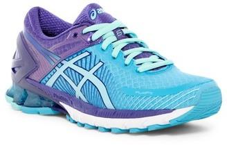 ASICS GEL-Kinsei 6 Running Sneaker $200 thestylecure.com
