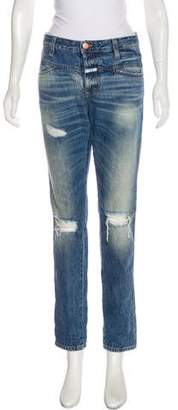 Closed Worker-X Mid-Rise Jeans