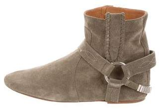 Etoile Isabel Marant Ralf Suede Harness Boots