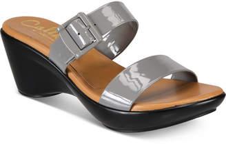 Callisto Daytrip Wedge Sandals, Women Shoes
