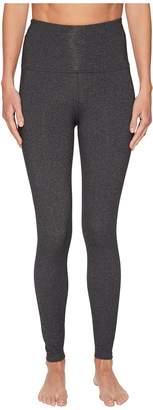 Beyond Yoga High-Waisted Midi Leggings Women's Casual Pants
