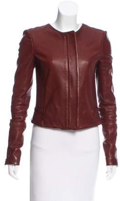 A.L.C. Crop Moto Jacket