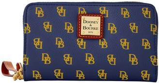 Dooney & Bourke Gretta Zip Around Phone Wristlet