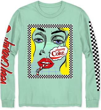 Hybrid Men's Cherry Coke T-Shirt