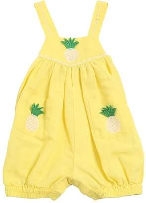d4f3c558ca40 ... Stella McCartney Pineapple Patch Linen   Cotton Jumpsuit