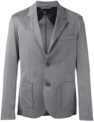 Lanvin button up blazer