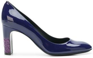 Bottega Veneta Round toe pumps