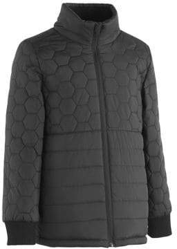 Calvin Klein Jeans Boy's Hexaquilt Jacket