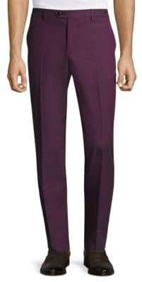 Etro Checked Pattern Trousers
