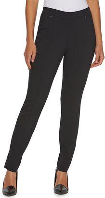 Women's Dana Buchman Pull On Skinny Pants $48 thestylecure.com
