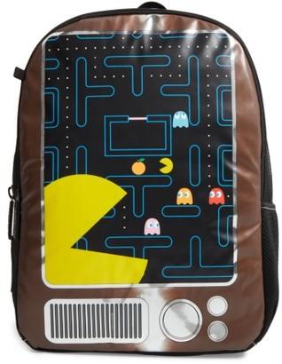 Girl's Fashion Accessory Bazaar Pac-Man X Mojo Life Backpack - Black