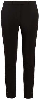 Altuzarra Tristan mid-rise slim-leg cropped trousers