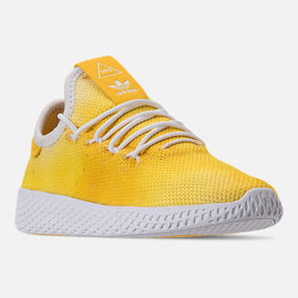 adidas Boys' Preschool Pharrell Williams Tennis HU Casual Shoes