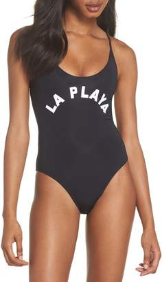 Pilyq Farrah One-Piece Swimsuit