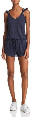 Chaser Double-Strap Romper