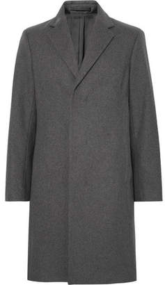 Theory Bower Virgin Wool-Blend Overcoat