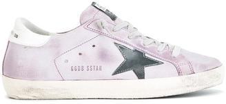 Golden Goose Deluxe Brand Super Star sneakers $460 thestylecure.com