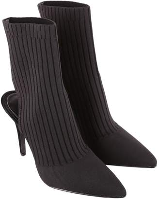 KENDALL + KYLIE Kendall & Kylie Adrien Ribbed Knit Boots