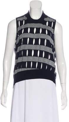 Alexander Wang Cutout Knit Top w/ Tags
