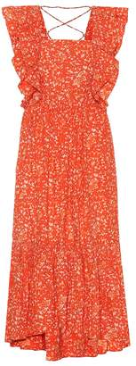 Ulla Johnson Freida printed cotton dress