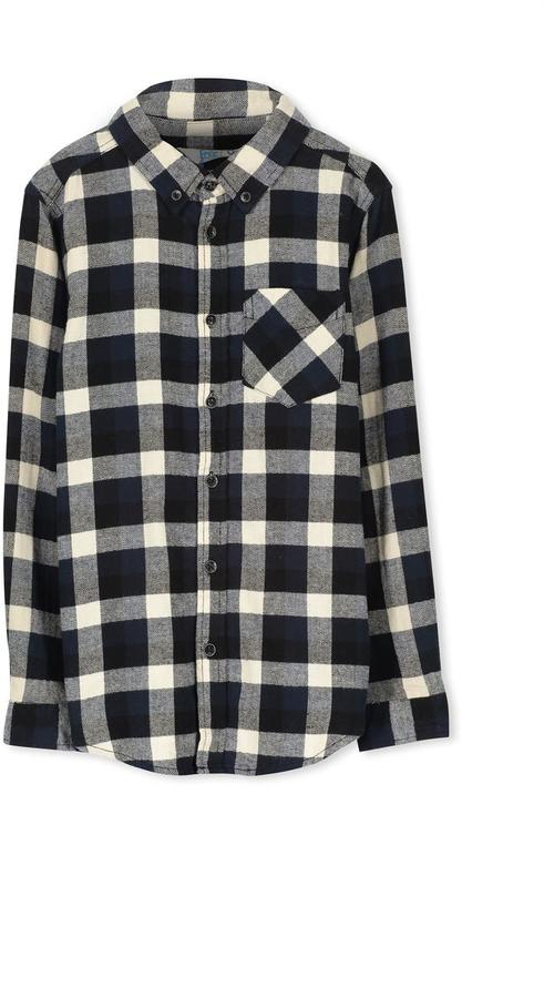 Cotton On Hank Long Sleeve Shirt - ShopStyle.com.au Kids